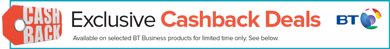 BT Cashback Deals